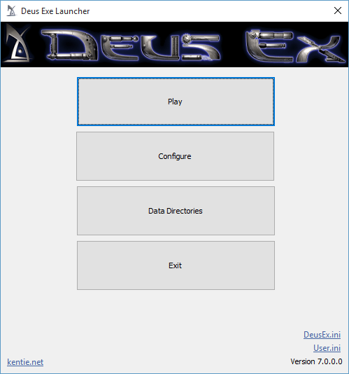Deus Ex GOTY HD [New Vision] hack tool download